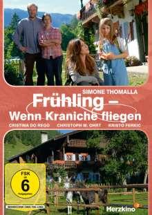 Frühling - Wenn Kraniche fliegen, DVD
