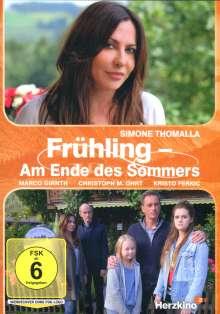 Frühling - Am Ende des Sommers, DVD