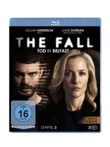 The Fall - Tod in Belfast Staffel 3 (Blu-ray), 2 Blu-ray Discs