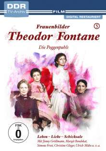 Theodor Fontane - Frauenbilder Vol. 5: Die Poggenpuhls, DVD