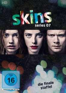 Skins Staffel 7 (finale Staffel), 2 DVDs