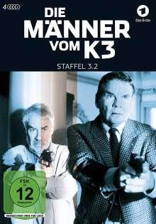 Die Männer vom K3 Staffel 3 Box 2, 4 DVDs