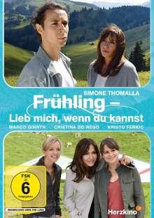 Frühling - Lieb mich, wenn du kannst, DVD