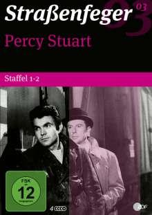 Straßenfeger Vol. 3: Percy Stuart Staffel 1 & 2, 4 DVDs