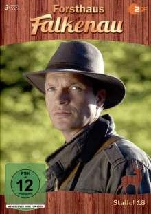 Forsthaus Falkenau Staffel 18, 3 DVDs