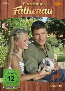 Forsthaus Falkenau Staffel 19, 3 DVDs
