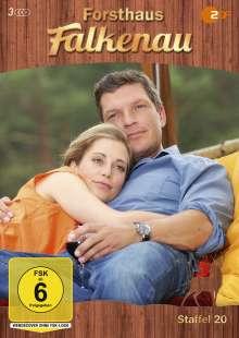 Forsthaus Falkenau Staffel 20, 3 DVDs