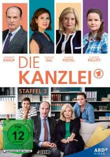 Die Kanzlei Staffel 3, 3 DVDs