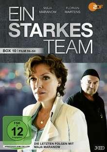 Ein starkes Team Box 10 (Film 59-64), 3 DVDs