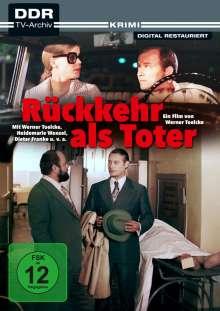 Rückkehr als Toter, DVD