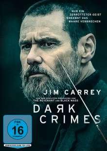 Dark Crimes, DVD