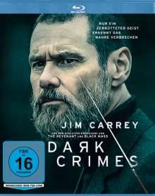Dark Crimes (Blu-ray), Blu-ray Disc