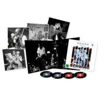 It Must Schwing - The Blue Note Story (2 Blu-rays & 2 DVDs im Big Sleeve in LP-Format) (Limited Edition 1000 Stück exklusiv bei jpc), 2 Blu-ray Discs und 2 DVDs