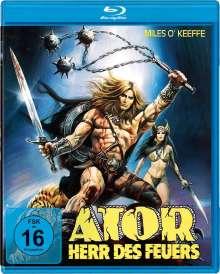 Ator - Herr des Feuers (Blu-ray), Blu-ray Disc