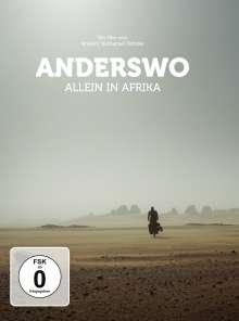 Anderswo - Allein in Afrika, DVD
