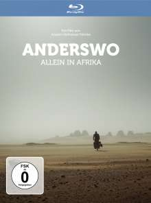 Anderswo - Allein in Afrika (Blu-ray), Blu-ray Disc