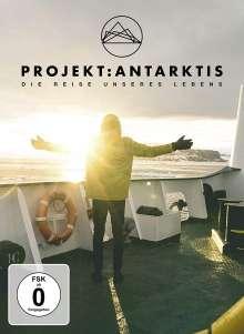 Projekt: Antarktis - Die Reise unseres Lebens, DVD