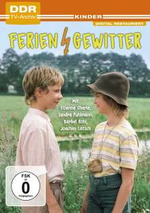 Feriengewitter, DVD