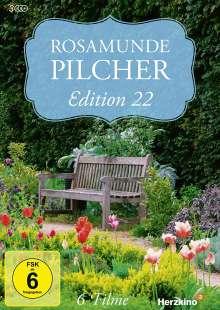 Rosamunde Pilcher Edition 22 (6 Filme auf 3 DVDs), 3 DVDs