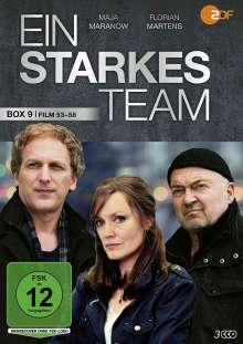 Ein starkes Team Box 9 (Film 53-58), 3 DVDs