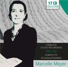 Marcelle Meyer - Complete Studio Recordings 1925 - 1957, 17 CDs