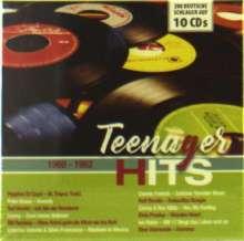 Teenager Hits 1960 - 1992, 10 CDs