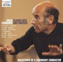 Erich Leinsdorf - Milestones of a Legendary Conductor, 10 CDs