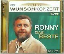 Ronny: Wunschkonzert: Das Beste, 2 CDs