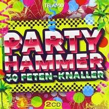 Party Hammer: 30 Feten-Knaller, 2 CDs