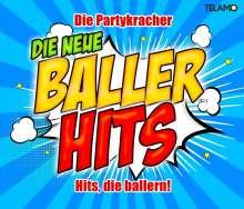 Ballerhits: Die Neue, 3 CDs