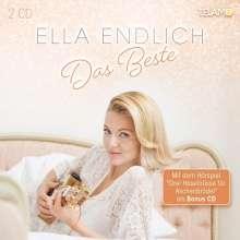 Ella Endlich: Das Beste (inkl. Hörbuch), 2 CDs