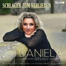 Daniela Alfinito: Schlager zum Verlieben, CD