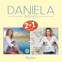Daniela Alfinito: 2 in 1, 2 CDs