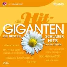 Die Hit Giganten - Die besten Schlager aller Zeiten, 2 CDs