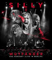 Silly: Wutfänger: Das Konzert (Live In Berlin), Blu-ray Disc