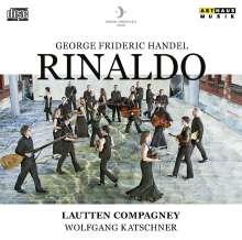Georg Friedrich Händel (1685-1759): Rinaldo, 2 CDs