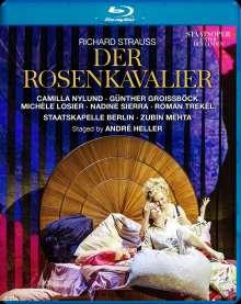 Richard Strauss (1864-1949): Der Rosenkavalier (vorab exklusiv für jpc), Blu-ray Disc