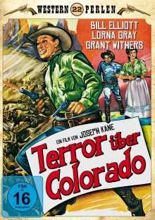 Terror über Colorado, DVD