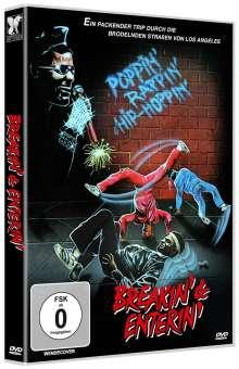 Breakin' 'N' Enterin', DVD
