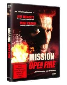 Mission Open Fire, DVD