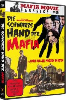 Die schwarze Hand der Mafia ... auch Killer müssen bluten, DVD