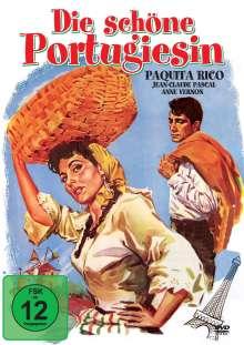 Die schöne Portugiesin (Liebesnächte in Portugal), DVD