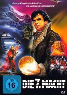 Die 7. Macht, DVD