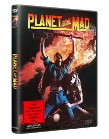 Planet Gone Mad, DVD