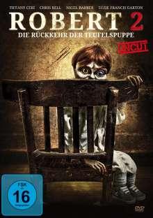 Robert 2 - Die Rückkehr der Teufelspuppe, DVD