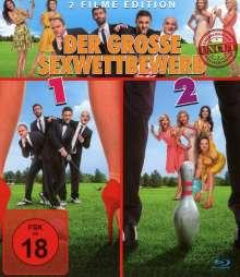 Der grosse Sexwettbewerb 1 & 2 (Blu-ray), Blu-ray Disc