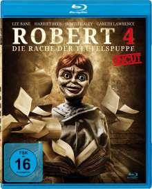 Robert 4 - Die Rache der Teufelspuppe (Blu-ray), Blu-ray Disc
