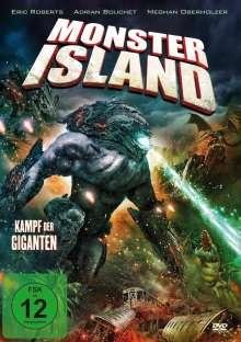 Monster Island - Kampf der Giganten, DVD
