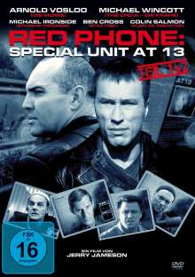 The Red Phone:- Special Unit AT 13 (Teil 1 & 2), DVD