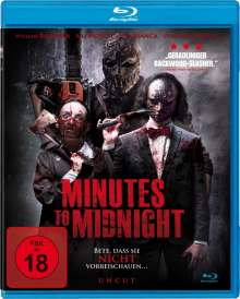 Minutes to Midnight (Blu-ray), Blu-ray Disc
